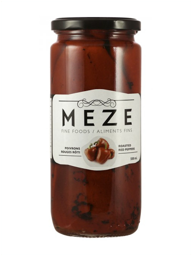 Meze Roasted Red Peppers - 500ml